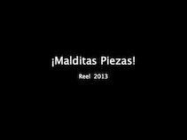 Reel 2013. Un proyecto de Cine, vídeo, televisión, Publicidad, Motion Graphics y Diseño de malditaspiezas - Jueves, 25 de abril de 2013 10:00:55 +0200