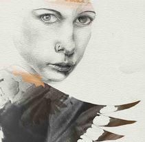 Metamorfosbird, Abubilla.. Um projeto de Design e Ilustração de Belén  Moreno - 01-05-2013