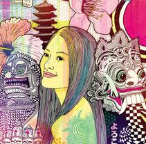 Portada YOROKOBU 40. Um projeto de Ilustração de Eduardo Bertone         - 04.05.2013