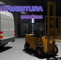 Naves industriales. Um projeto de Design, Instalações e 3D de Lorenzo Berjano - 08-05-2013