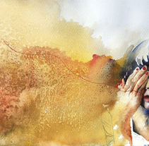 Sólo en el universo. A Illustration&Installations project by Tania Coello         - 15.05.2013