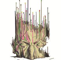 Pren el misto. Un proyecto de Diseño, Ilustración e Instalaciones de Luis Miguel Falcón         - 16.05.2013