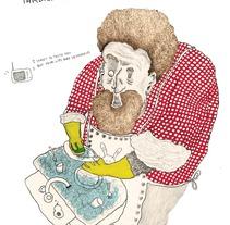 Lo cotidiano. Un proyecto de Diseño e Ilustración de Irene Lo.AL         - 19.05.2013