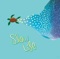 Slow Life. A Design, Illustration, Installations, and UI / UX project by Juan María Zabala Palomino         - 23.05.2013