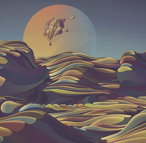 The Traveller. A Design&Illustration project by Cristian Eres - 28-05-2013