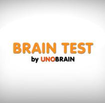 Android/iOS Unobrain App. Um projeto de Design de Tomas Ruiz Gonzalez         - 28.05.2013
