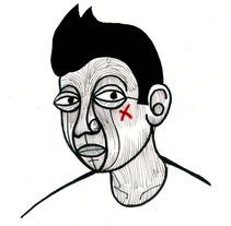 Retratos. Un proyecto de Ilustración de Joseph Macià         - 29.05.2013