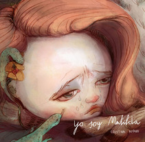 Yo soy Matilda. A Design, Illustration, and Advertising project by Cristina Rosado         - 30.05.2013