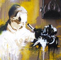 Berlin,Urban Art.. Um projeto de Fotografia de Patricia Bustos Cuesta         - 31.05.2013