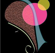MUJER AL AMANECER. A Design&Illustration project by Fátima san roman varo         - 01.06.2013