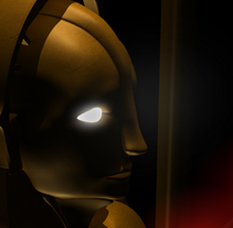 METROPOLIS. A Illustration, and 3D project by Jorge Ometrico - 19-06-2013