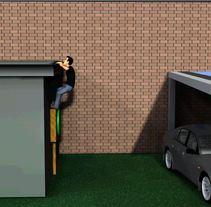 Parkur. Um projeto de Design, Cinema, Vídeo e TV e 3D de Eduardo Torrente         - 20.06.2013