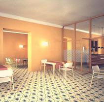 Cau del Marquès. . Um projeto de Design de Bàrbara Cid - 20-06-2013