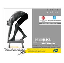 David Meca. Un proyecto de Publicidad, Desarrollo de software y Diseño de Carlos Cano Santos - Miércoles, 26 de junio de 2013 14:39:32 +0200