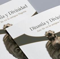 Tríptico Dinastía y Divinidad. A Design project by Carlos Flórez         - 27.06.2013