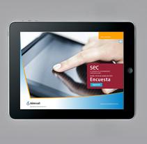 iPad Polls. Un proyecto de Desarrollo de software y UI / UX de Lavitoverda  - 05-07-2013