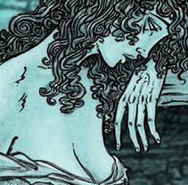 fausto. Um projeto de Ilustração de david ouro         - 08.07.2013