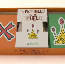 Juego de mesa. Um projeto de Design e Ilustração de Emecilla - 09-07-2013