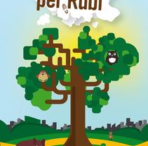 Passejades per Rubí 2012. A Design&Illustration project by Pere Gimenez Gracia         - 12.07.2013