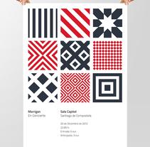 Morrigan pósters. A Design project by Dani Vázquez - Jul 22 2013 05:43 PM