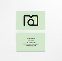 Maura Pitton. A Graphic Design project by Bruno Baeza - 22-07-2013