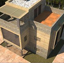 Arquitectura 3D. Um projeto de 3D de Jesús Mora - 31-07-2013
