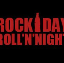 Rock&Day Roll&Night. A Advertising project by Yaiza Díaz Vidal         - 05.08.2013