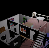 3D. Um projeto de  de Anabel  Perujo Pérez         - 11.08.2013