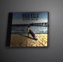 Promo Rock Kills. Un proyecto de Música, Audio, Cine, vídeo y televisión de Pau Avila Otero         - 22.08.2013