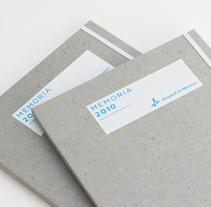Memoria Hospital Manises. A Design project by Eva Navarro - 02-09-2013