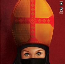 La mitad de Dios. Un proyecto de Diseño e Ilustración de Alfredo Polanszky         - 11.09.2013