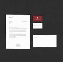 VentUni logo y tarjeta de visita. A Design project by nuriacg         - 16.09.2013
