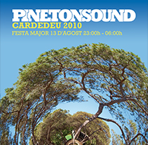 Cartel | PinetonSound II. A Design, and Photograph project by Juan Miguel Yera Pardo         - 22.09.2013