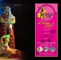 El arte de la danza. A Design, Advertising, and Photograph project by Leda Wiesse - 10-10-2013