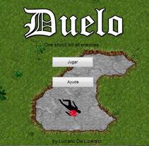 Duelo. Um projeto de Design de jogos de Luciano De Liberato         - 11.10.2013
