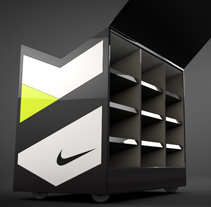 Nike  . A Film, Video, and TV project by Maurizio Zecchino         - 18.10.2013