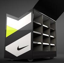Nike  . Un proyecto de Cine, vídeo y televisión de Maurizio Zecchino         - 18.10.2013