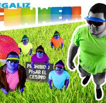 Calendario promocional. Um projeto de Publicidade de Dámaso Suárez         - 18.10.2013