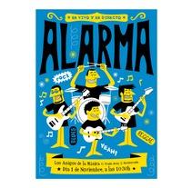 ALARMA. A  project by Pedro Vila de la Mata - 24-10-2013