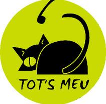 Logo Tot's Meu. A Design, Illustration, and Graphic Design project by Marta Arévalo Segarra         - 03.11.2013
