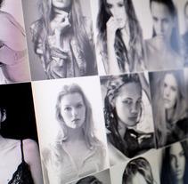 Carmen Duran. Model Agency. A Design, Software Development, and UI / UX project by Raúl Higueras         - 11.11.2013