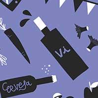 La Candelera. Um projeto de Design e Ilustração de Júlia  Solans         - 11.11.2013