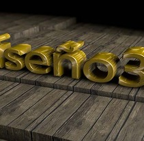 Diseños 3D. Un proyecto de Diseño y 3D de Gonzalo Jimenez Huete         - 13.11.2013