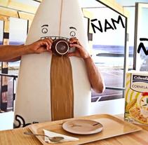 Surfeando eres feliz. Un proyecto de Publicidad, Cine, vídeo y televisión de Arturo Sánchez Cerverón         - 06.11.2013