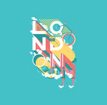 Show us your type - London. A Design&Illustration project by Pablo Alvin - 12-07-2013