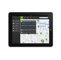 Interactive Navigation System. Um projeto de UI / UX de Raúl M. Vicente - 26-11-2013