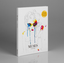 MUSES book. A Illustration project by Conrad Roset         - 26.11.2013