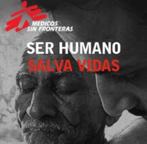 Ser Humano Salva Vidas: Campaña de Navidad para Médicos Sin Fronteras con Drupal 7. Un proyecto de Desarrollo de software e Informática de Atenea tech  - 28-11-2013