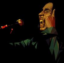 Tributo a Bob Marley. Um projeto de Ilustração de Fco Javier Roman Martinez         - 28.11.2013