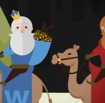 KIMIKA NADAL. Un proyecto de Diseño, Ilustración y Motion Graphics de Adalaisa  Soy - Viernes, 04 de noviembre de 2011 00:00:00 +0100